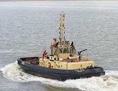 70 TONNES BP ICE CLASS VOITH TRACTOR ESCORT TUG