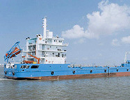 3500 DWT BITUMEN / LANDING CRAFT