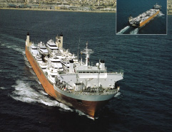 "LENGTHENING OF HEAVY LIFT VESSEL  ""MV SUPER SERVANT 4"""